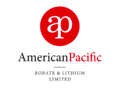 American Pacific Borate Ellis Martin Report